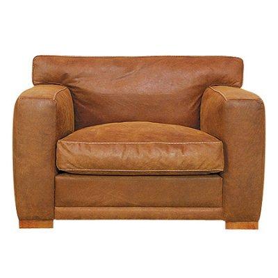 breiter sessel dover leder 1. Black Bedroom Furniture Sets. Home Design Ideas