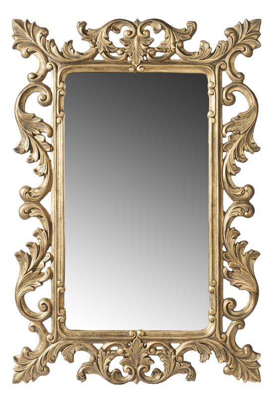 Spiegel oswego viereckig ziege for Spiegel spiegel