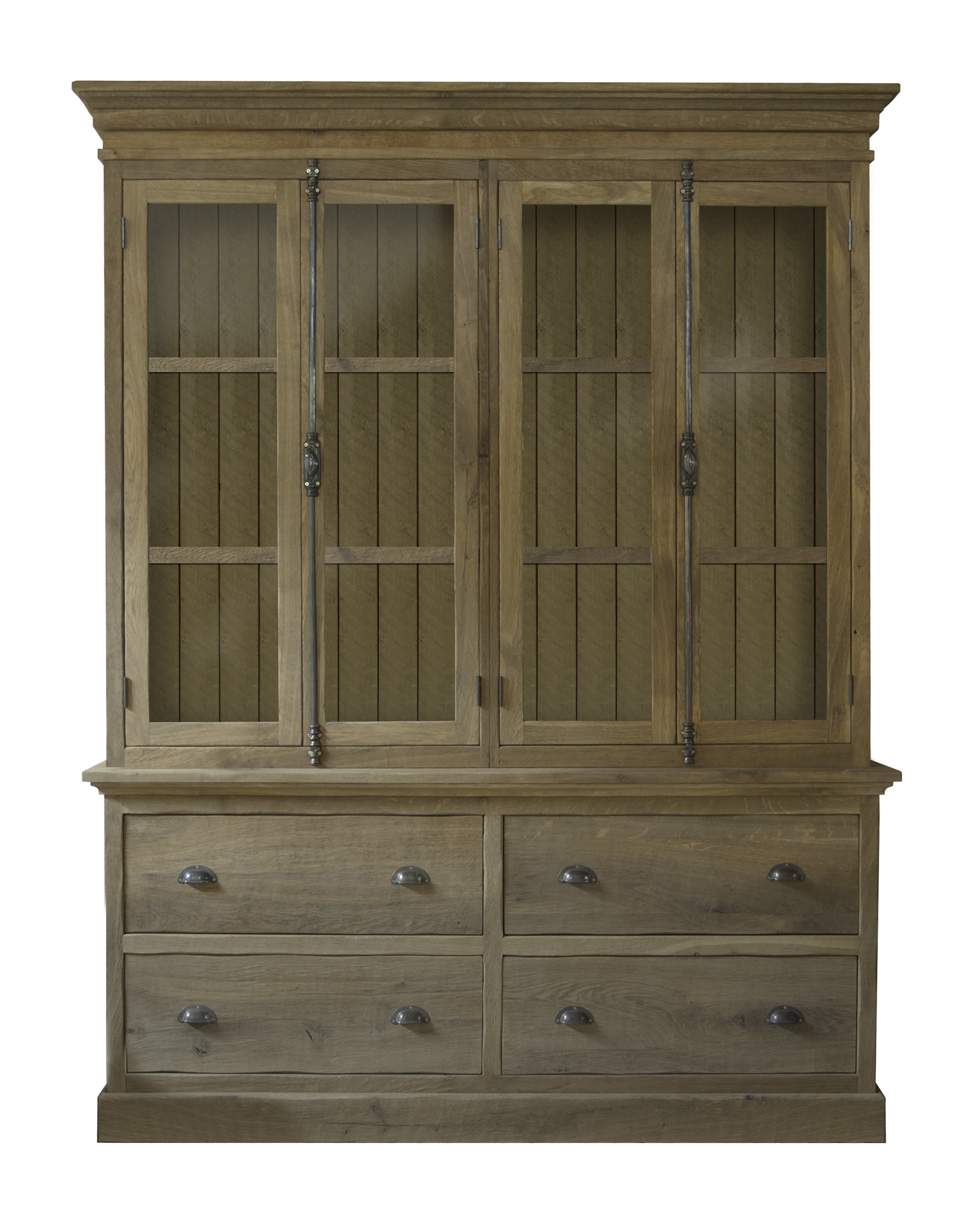 cabinet reclaimed oak. Black Bedroom Furniture Sets. Home Design Ideas